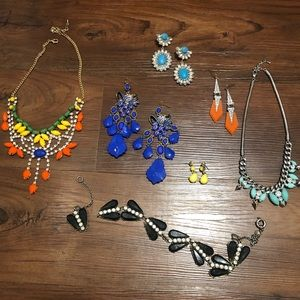 MAJOR LOT of statement Jewelry